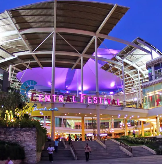 Shopping, The Surin Phuket