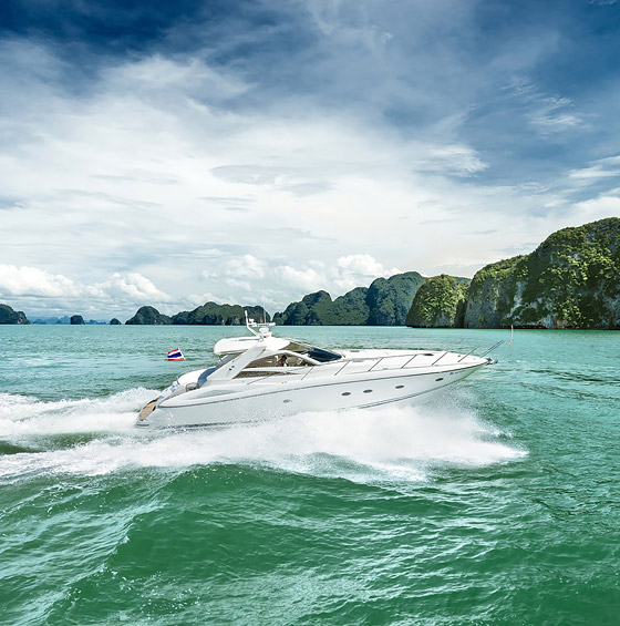 Yachting, The Surin Phuket