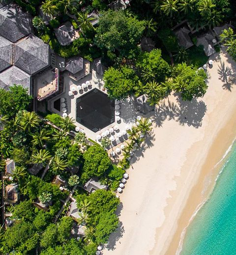 Luxury Resort On Pansea Beach Et